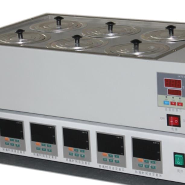 HCJ-6D水浴恒温磁力搅拌器