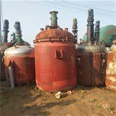 供應二手20立方不銹鋼外盤管反應釜廠家