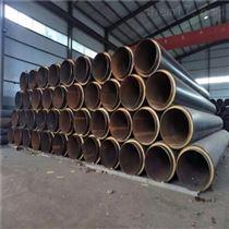 管徑630聚氨酯預製無縫保溫管