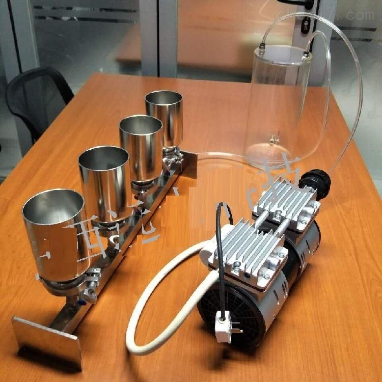 四联全不锈钢溶液过滤器