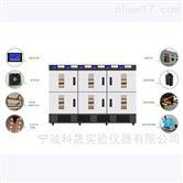 多温区植物生长气候箱 ZRX-1500D-L6 大屏幕