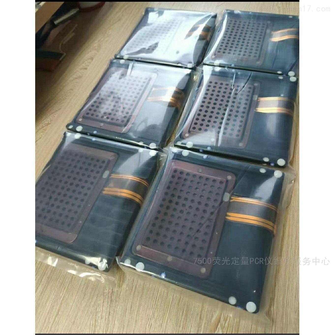 abi7500PCR仪热盖
