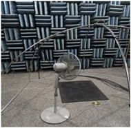 ACE6307型风扇声功率测量