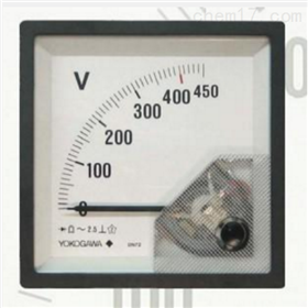 DN72A10/CJDN72A指针式电压表日本横河YOKOGAWA现货