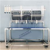 DYC116气动淹没式生物转盘实验装置,污水处理