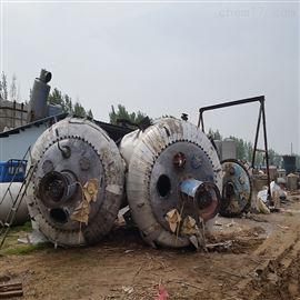 1-10吨不锈钢反应釜回收常年购销