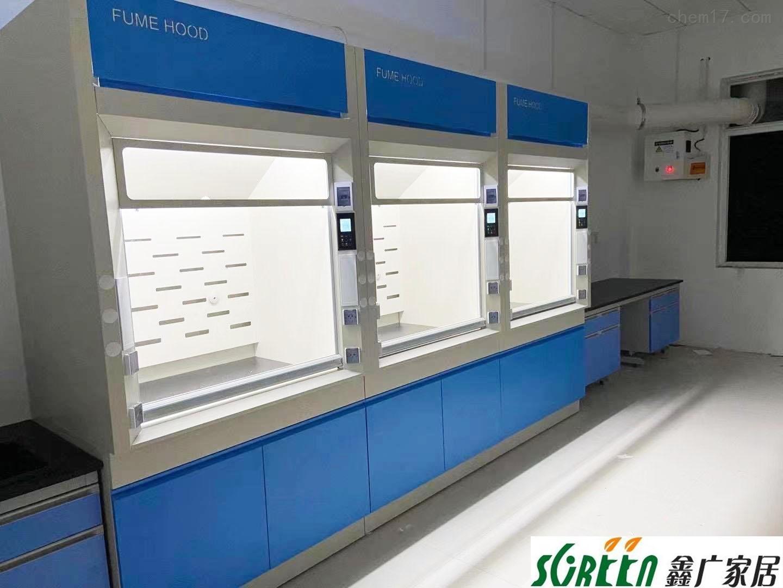 山东实验室家具-全钢通风柜