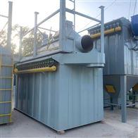 12-680袋二手脉冲布袋除尘器  风机 电控