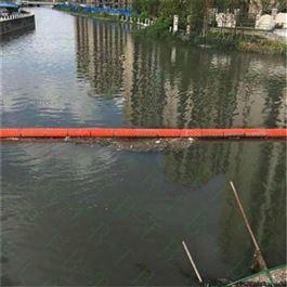 FT300*1000拦污截污拦截垃圾的水上塑料浮筒阻污浮排