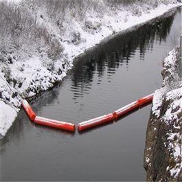FT200*1000聚乙烯塑料拦污浮筒警示拦截水上浮体
