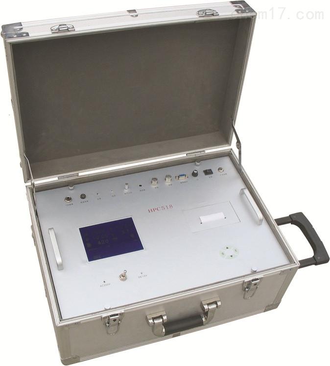 便携式汽车排气分析仪