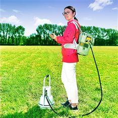 超便携土壤温室气体通量测量系统
