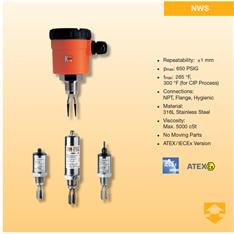 KOBOLD-NWS系列液位传感器 工控备件9