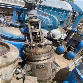 二手3吨高压反应釜一手货源
