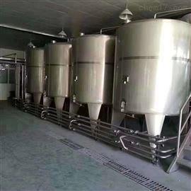二手饮料乳品类发酵罐欢迎选购