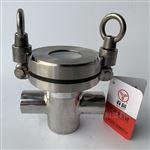GZQ干燥器内螺纹不锈钢乙醇汽油干燥器