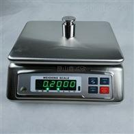 昆山食品厂用防水不锈钢秤电子桌秤6KG