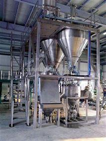 粉体配料系统的工艺流程