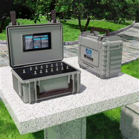 V-true Sampler 300多通道吸附管采样器