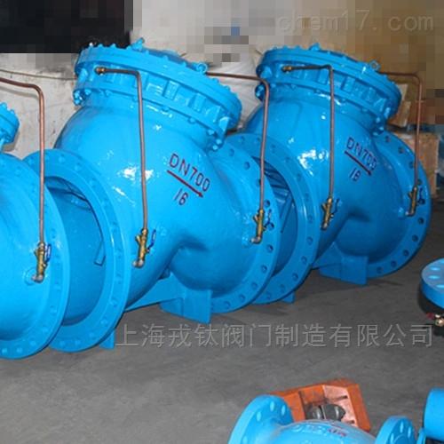 水泵自控阀
