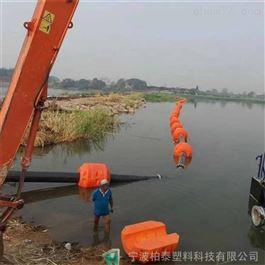 FT1100*1100水上警示拦截管道抽沙疏浚浮子抬浮浮筒
