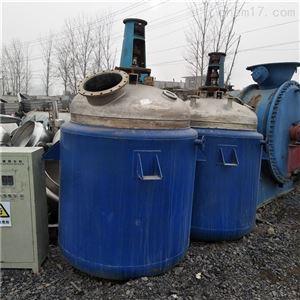 二手不锈钢反应釜化工设备