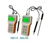 便携式电导率仪DDBJ-350自动补偿特价促销