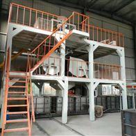 th001匀质板生产设备科技改变生产