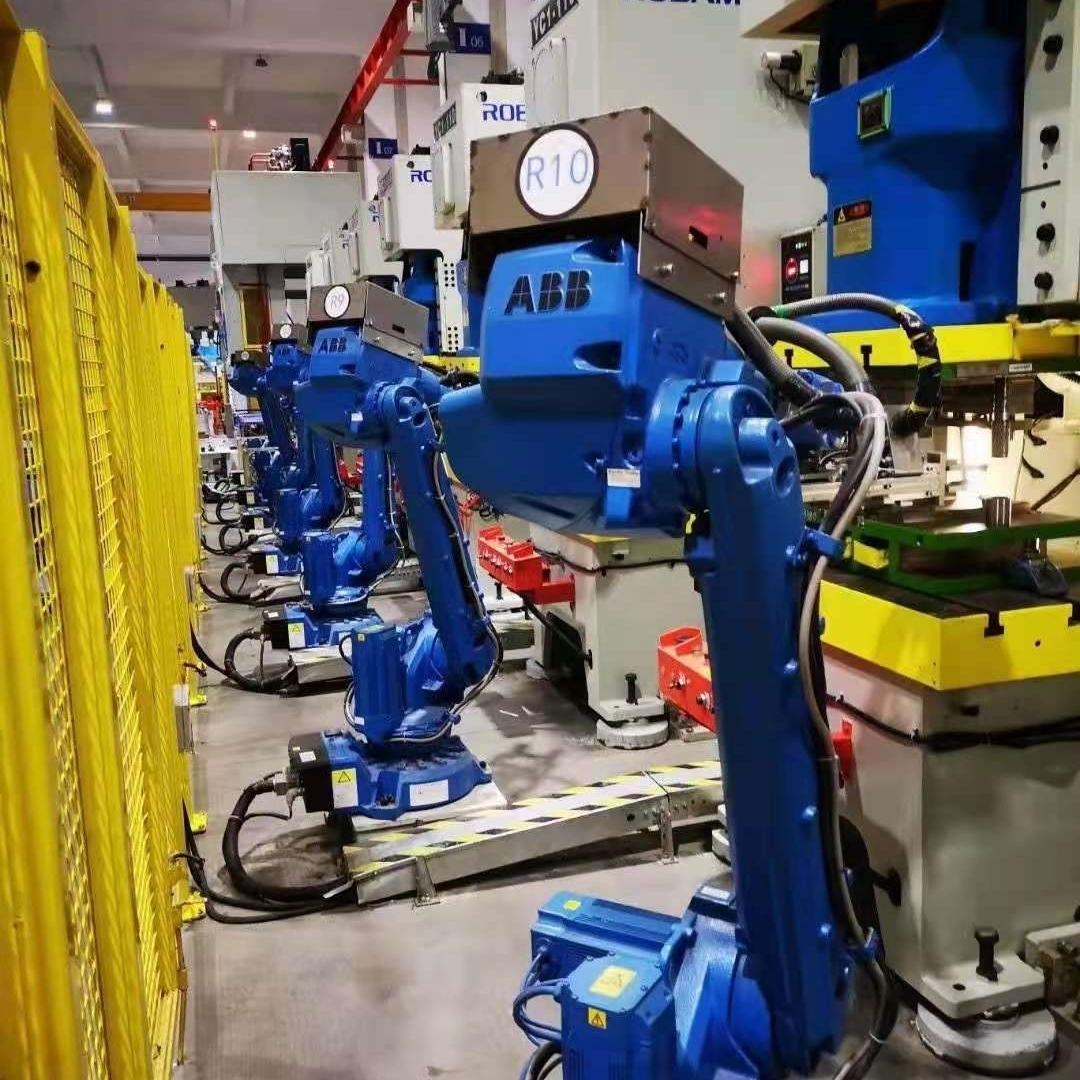 ABB机器人示教器上电无法启动故障原因