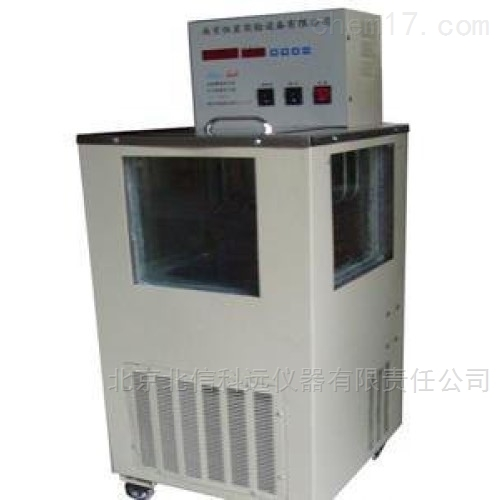 微电脑精密恒温槽 低温恒温槽-30~95℃ 低噪音恒温槽