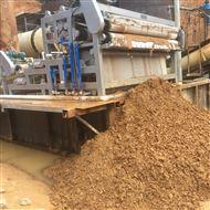 机制砂泥浆污水压泥机