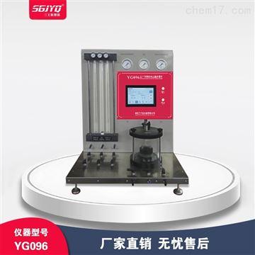 YG096土工织物膨润土垫渗透仪