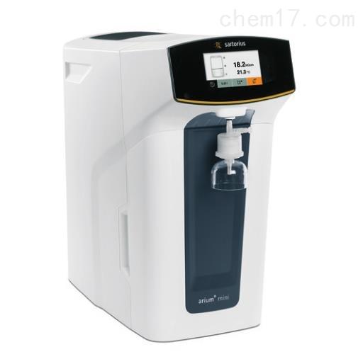 Arium® Mini plus UV德国赛多利斯纯水超纯水系统