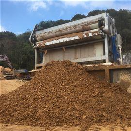 洗沙场泥浆污水新型快速压滤机