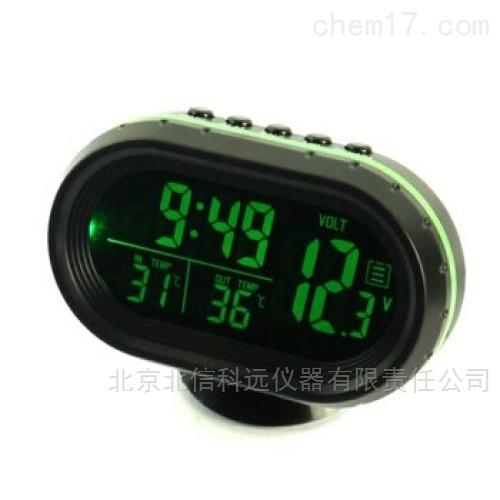 汽车用品/汽车温度计 车内外温度检测仪 汽车温度监测表
