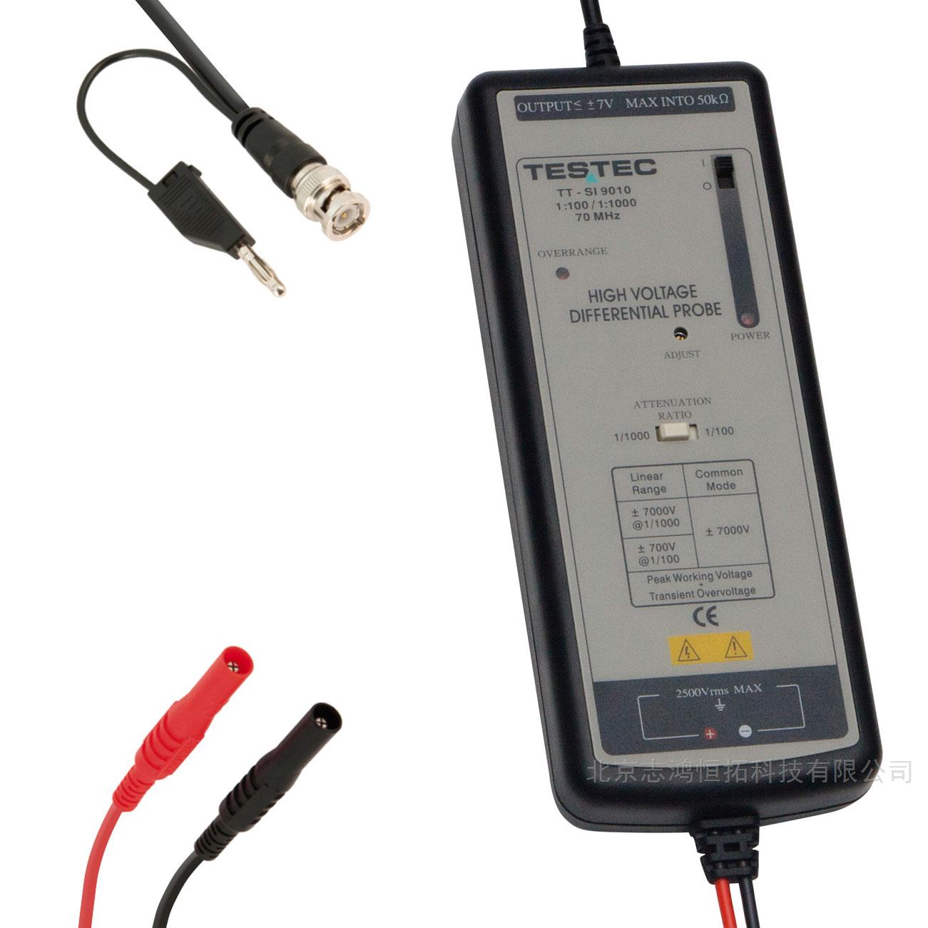 Testec 电源