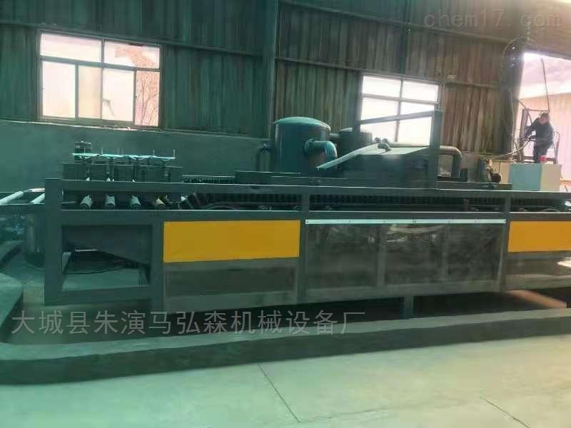 硅质改性聚苯板生产线设备技术稳定