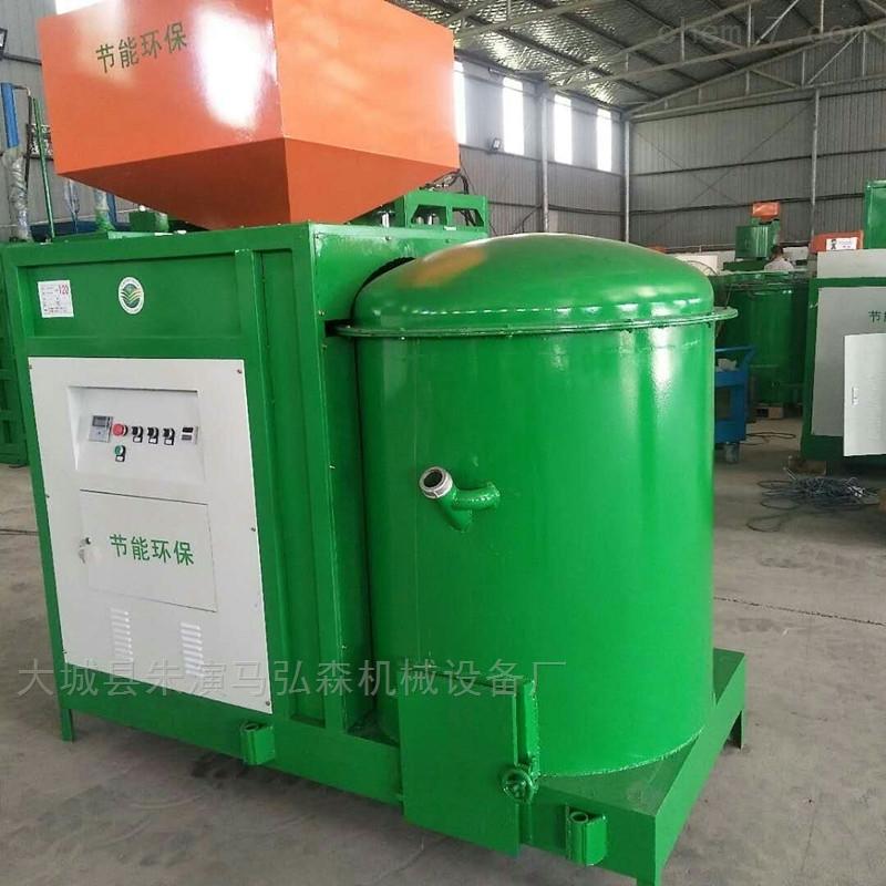 10吨水冷生物质颗粒环保燃烧机价格