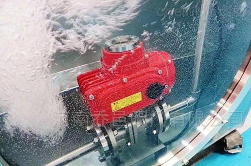 潜水型电动不锈钢球阀