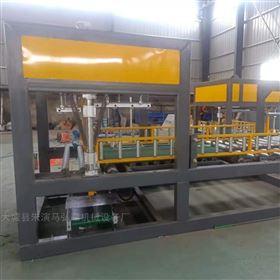 水泥基压制热固聚苯颗粒保温板切割设备