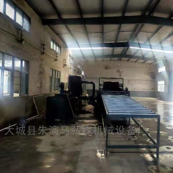 A级不燃热固膨胀聚苯保温板设备厂家