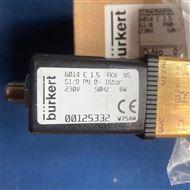 00125332德国宝德Burkert电磁阀
