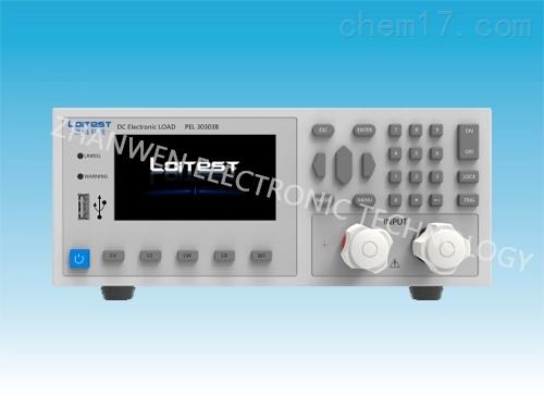 洛儀科技小功率直流电子负载PEL 3000B系列