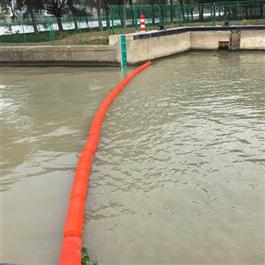 FT300*1000圆柱体浮式围拦污塑料浮筒