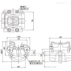 日本SUNTES三阳液压盘式制动器DB-2008
