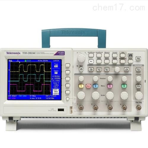 TDS3052C数字荧光示波器美国泰克Tektronix
