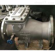 HH44X不锈钢微阻缓闭式止回阀