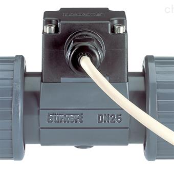 Burkert流量计8012型556055代理宝德流量传感器Burkert涡轮式流量计