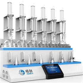 HZY-600D中药二氧化硫测定仪