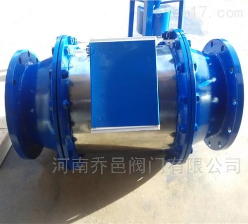 管内式强磁水处理仪